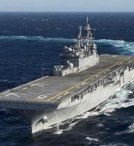 Mỹ mở rộng hạm đội tàu đổ bộ tấn công