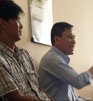 Chủ nợ 'lạy tại tòa' làm đơn tố chủ tiệm nữ trang ở An Giang