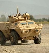 """""""Nội soi"""" xe thiết giáp chủ lực của Quân cảnh Mỹ"""