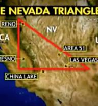 """Vụ mất tích phi công cực kỳ khó hiểu tại """"Tam giác quỷ"""" Nevada"""