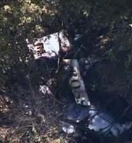 Mỹ: Máy bay rơi, bốc cháy khi hạ cánh, 6 người thiệt mạng