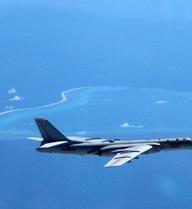 Xuất hiện hình ảnh máy bay ném bom Trung Quốc bay qua Scarborough