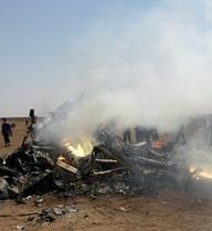 """""""Mổ xẻ"""" chi tiết vụ trực thăng Mi-8 của Nga bị bắn hạ tại Syria"""