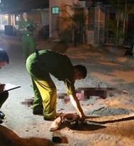 Hà Nội: Mâu thuẫn trong lúc nhậu, 2 người bị chém thương vong