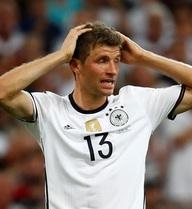 Đội hình ngôi sao gây thất vọng ở EURO 2016
