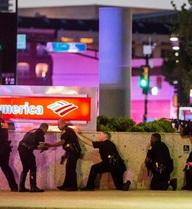 Sát thủ giết cảnh sát Dallas là lính bắn tỉa chuyên nghiệp?