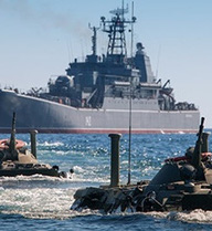 Nga - Trung ấn định tập trận trên Biển Đông từ 12 đến 19-9