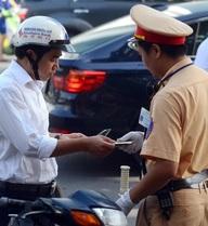 CSGT có quyền dừng xe khi không phạm luật giao thông?