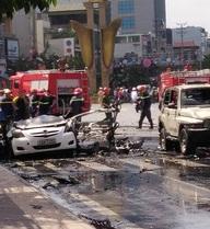 Xác định danh tính tài xế điều khiển xe taxi phát nổ tại Cẩm Phả
