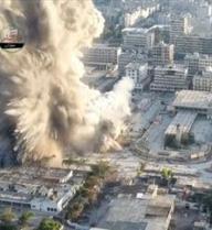 Phiến quân kích nổ đường hầm ở Aleppo, 38 binh sĩ thiệt mạng