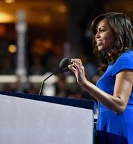 Toàn văn bài phát biểu tuyệt vời của bà Michelle Obama tại đại hội đảng Dân chủ