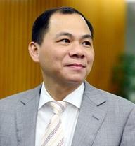 Hơn 1 tuần, ông Phạm Nhật Vượng bỏ túi thêm 1.200 tỷ