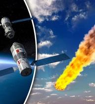 Trạm vũ trụ 8 tấn của TQ mất liên lạc, có thể lao vào Trái đất
