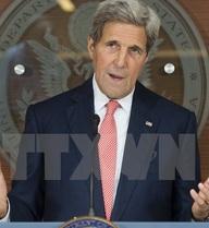 """Ông Kerry: Mỹ và Nga lên kế hoạch """"cụ thể"""" cho vấn đề Syria"""