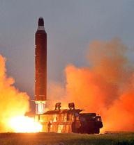 Triều Tiên mô phỏng tấn công phủ đầu mục tiêu Mỹ ở Hàn Quốc