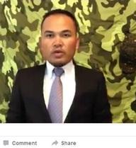 Campuchia xác định danh tính kẻ tuyên bố kế hoạch đảo chính