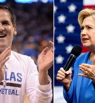 Tỷ phú công nghệ dạy bà Clinton cách làm hình ảnh để thắng cử