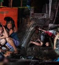 Hình ảnh khủng khiếp đằng sau cuộc chiến chống ma túy đang gây chấn động toàn Philippines
