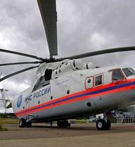 """Tìm hiểu trực thăng Mi-26: """"Lực sĩ"""" bay lớn nhất thế giới"""