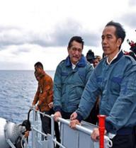 Indonesia muốn đổi tên cho vùng biển Trung Quốc yêu sách