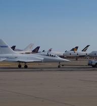 Mỹ trình làng máy bay huấn luyện Trainer-X