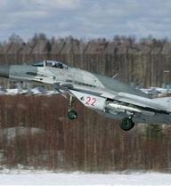 Tiêm kích MiG-29MST khoe khả năng cận chiến