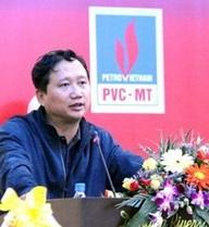 Công an chưa nhận được đề nghị tìm ông Trịnh Xuân Thanh
