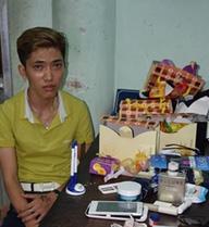 Cà Mau: Bắt đối tượng tàng trữ chất ma túy