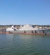 Cặp tàu Gepard thứ hai về nước sớm hơn dự kiến?