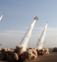 """Iran tuyên bố sẵn sàng trút """"rừng tên lửa"""" vào mọi mối đe dọa"""