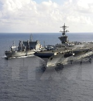 Ấn Độ, Mỹ có kế hoạch nâng cấp các cuộc tập trận quân sự chung