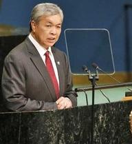 Phó thủ tướng Malaysia bị chê vì nói tiếng Anh dở tại LHQ