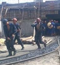 Tìm thấy thi thể công nhân mắc kẹt vụ bục bùn than