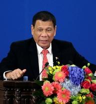 """Duterte tuyên bố """"cắt đứt"""" với Mỹ để """"đoàn kết"""" cùng Nga, Trung Quốc"""