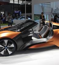 Chiêm ngưỡng những mẫu concept xe điện đẹp vô cùng, là ước mơ của tất mọi người