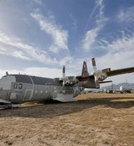 """Loạt ảnh tuyệt đẹp cận cảnh """"nghĩa địa"""" máy bay lớn nhất thế giới"""