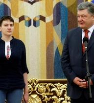 Phóng thích phi công Ukraine Nadezda Savchenko, Nga nhận được gì?