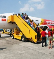 Đi máy bay Vietjet phải đổi ghế như xe đò