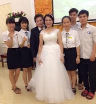 Đám cưới đồng tính nữ chưa từng có tại Quảng Ninh