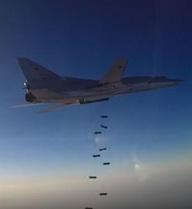 Phương Tây chê bai không quân Nga ở Syria