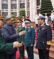 Doanh nghiệp quốc phòng Việt - Ấn trao đổi hợp tác