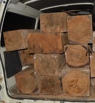 Quảng Nam: CSGT truy đuổi gần 20km bắt xe chở gỗ lậu trong đêm