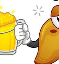 Đừng uống bia xả láng sau khi làm việc tốn sức này, bạn đang hại gan của mình đấy!