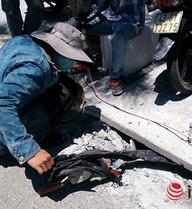 Đà Nẵng: Dân phố chuyên doanh thời trang bịt miệng cống cho... nước ngập!