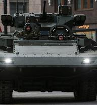 BMPT T-15 là ý tưởng đặc biệt dành cho tác chiến hiện đại