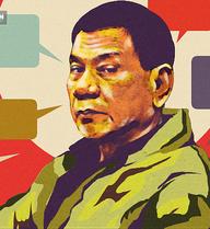 """Những phát ngôn """"để đời"""" của """"Tân Tổng thống Philippines"""""""