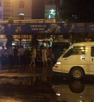 Công an xác định được nghi can nổ súng truy sát ở Bến xe Miền Đông