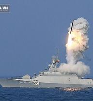 Khí tài hải quân của Nga hút khách sau chiến dịch tại Syria