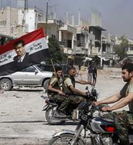 Thắng lớn ở Rabia, quân Syria mở đường tới sát biên giới Thổ Nhĩ Kỳ