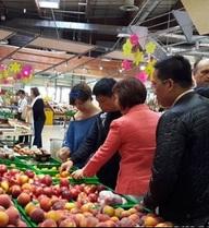 2 tập đoàn bán lẻ Italia nhận tiêu thụ hàng Việt